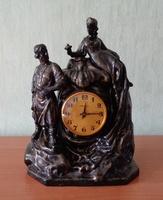 Часы Хозяйка медной горы