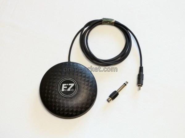 EZ Педаль пластик. EZ Pro-design Solid Foot Switch - BLACK