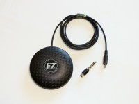 EZ Педаль пластик. EZ Pro-design Solid Foot Switch - BLACK