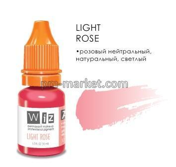 """Light Roze, пигмент для ПМ губ, """"Wizart"""" 10ml"""