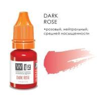 "Dark Roze, пигмент для ПМ губ, ""Wizart"" 10ml"