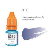 """Blue, пигмент для ПМ век, """"Wizart"""" 5ml"""