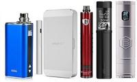 Аккумуляторы для электронных сигарет