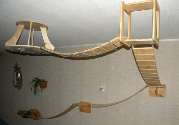 Мебель для кота