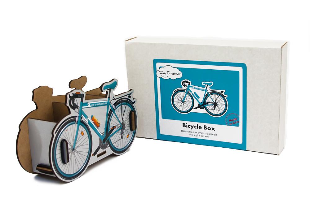 Органайзер для ручок та олівців Велосипед – Bicycle Box