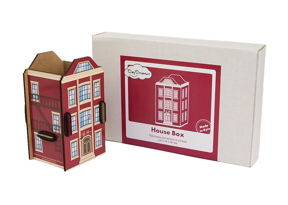 Органайзер Лондонский Дом - House Box