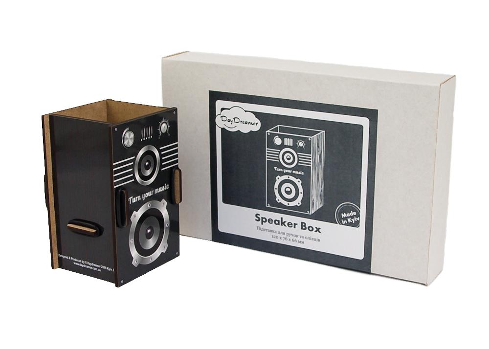 Органайзер для ручок та олівців Колонка - Speaker Box