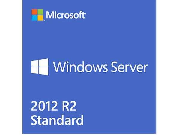 Windows Server Standard 2012 R2