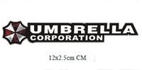 Наклейка Umbrella corporation