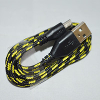 Микро USB кабель в оплётке 3 метра