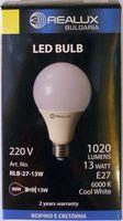 Лампа светодиодная (LED) Realux 13w E27 6000k 220V
