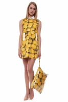 Yellow Peach Bag