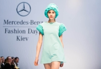 Olga May F/W 2015-16 collection @ Mercedes-Benz Fashion Days Kiev