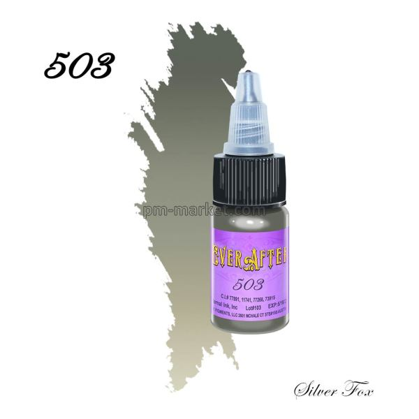 Ever After # 503 (Silver Fox) 15ml