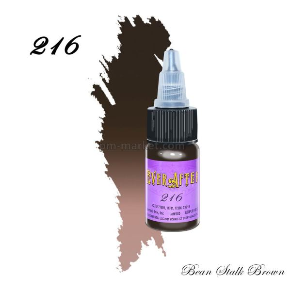 Ever After # 216 (Bean Stalk Brown) 15ml
