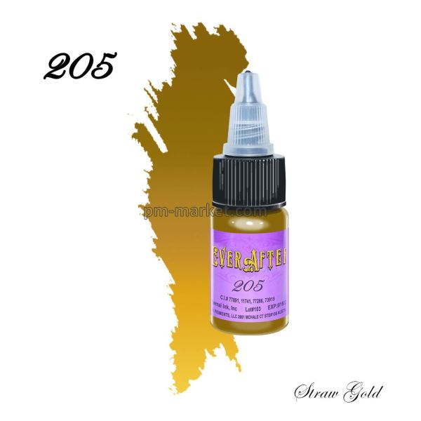 Ever After # 205 (Straw Gold) 15ml