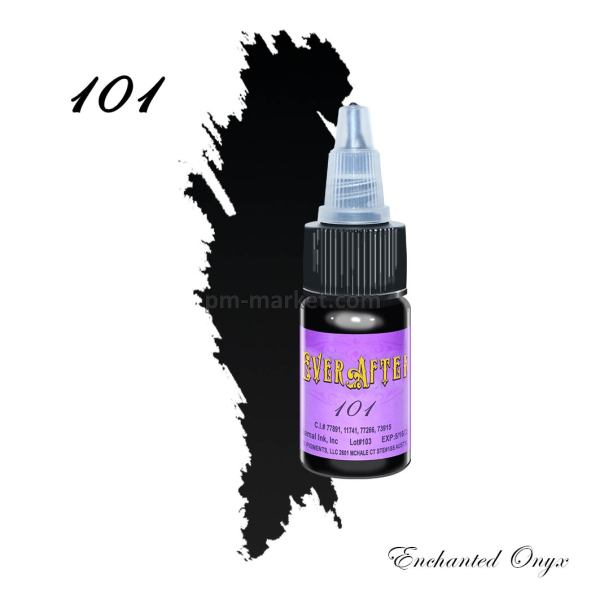 Ever After # 101 (Enchanted Onyx) 15ml
