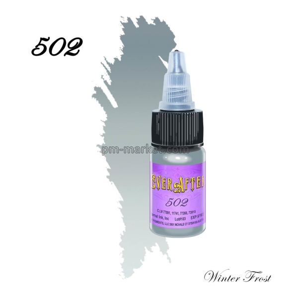 Ever After # 502(Winter Frost) 15ml