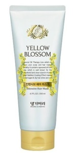 Тенги Мори Интенсивная маска 200мл. Daeng Gi Meo Ri Yellow Blossom Intensive Hair Mask 200ml.