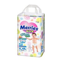 Трусики Merries Pants L 44 (9-14 кг)
