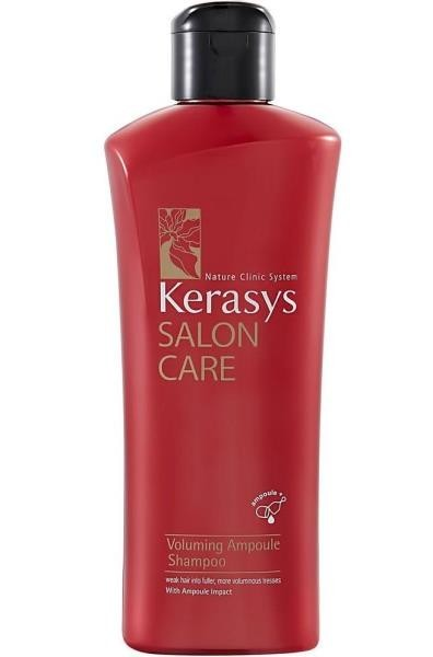 Шампунь для Объема волос KeraSys Salon Care Voluming Ampoule Shampoo 180ml