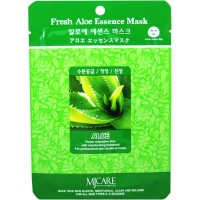 Маска тканевая с Алоэ MJ Care Fresh Aloe Essence Mask