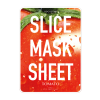 Маски-слайсы тканевые с экстрактом томата Kocostar Slice Mask Sheet Tomato