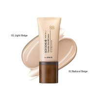 BB крем The Saem Eco Soul Porcelain Skin BB Cream 45 мл