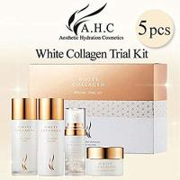 Набор по уходу за кожей на основе коллагена AHC White Collagen Special Trial Kit
