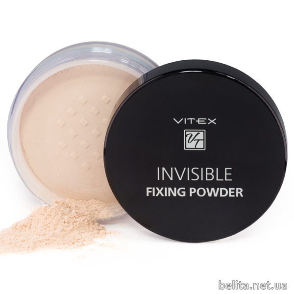 Вітэкс декор | ПУДРА рассыпчатая  ​​для лица INVISIBLE FIXING POWDER