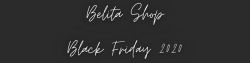Black friday BELITA_SHOP 2020