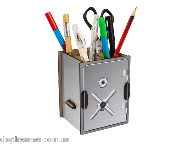 Pen Holder – Safe Box