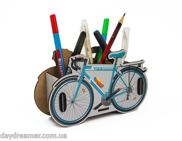Pen Holder – Bicycle Box