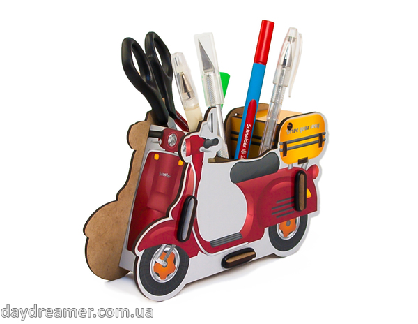 Pen Holder – Scooter Box