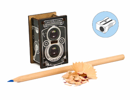 Pencil Sharpener - Foto Camera