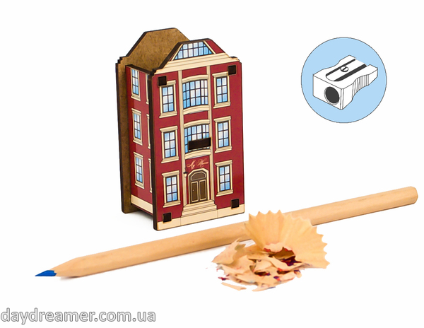 Pencil Sharpener - London House