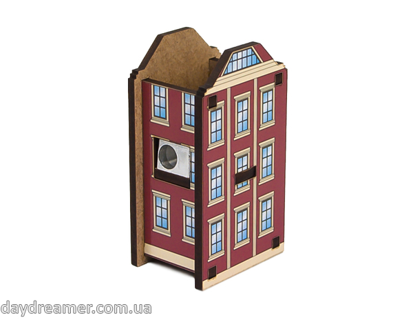 pencil sharpener london house, stationary, daydreamer shop, made in ukraine