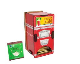 Tea Bags Dispenser - Soda Water Machine