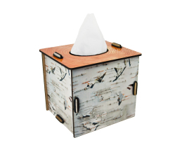 Napkins Box - Birch