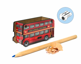 Pencil Sharpener - London Bus