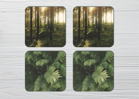 Coasters Forest 4pc