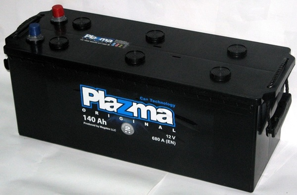 Plazma Original 140Ah L+ 680A