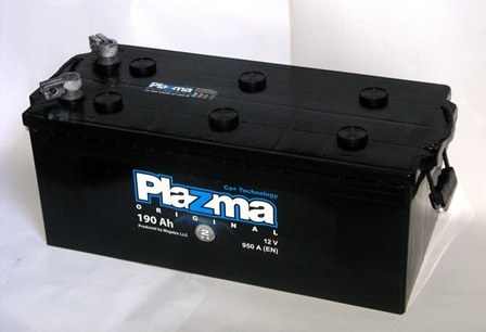 Plazma Original 190Ah L+ 950A