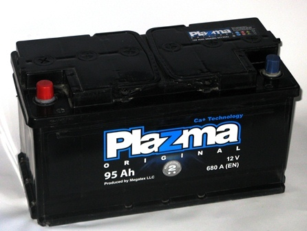 Plazma Original 95Ah L+ 680A