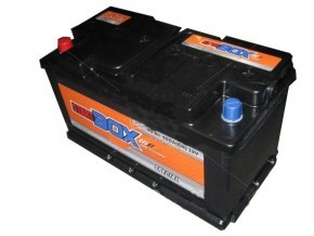 StartBOX Special 90Ah R+ 680A
