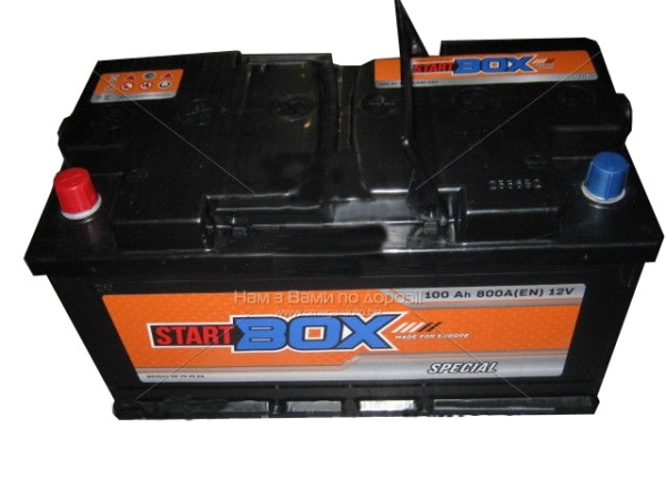 StartBOX Special 100Ah R+ 800A