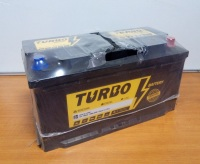 TURBO 100Ah R+ 920A