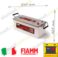 FIAMM POWER CUBE 180Ah L+ 1000A