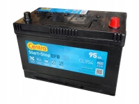 CENTRA START-STOP 95Ah R+ 800A (Asia) EFB